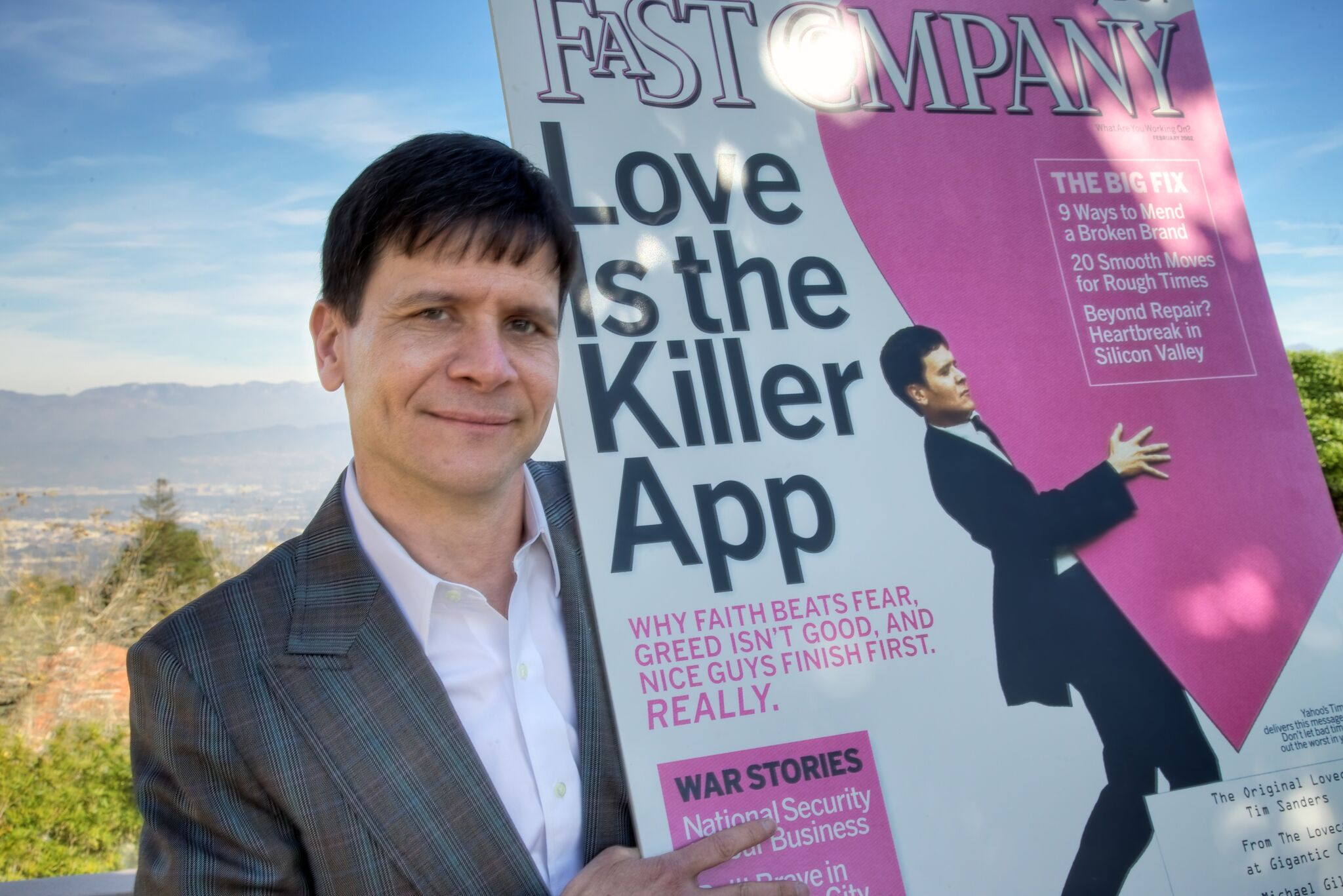 Afbeeldingsresultaat voor love is the killer app